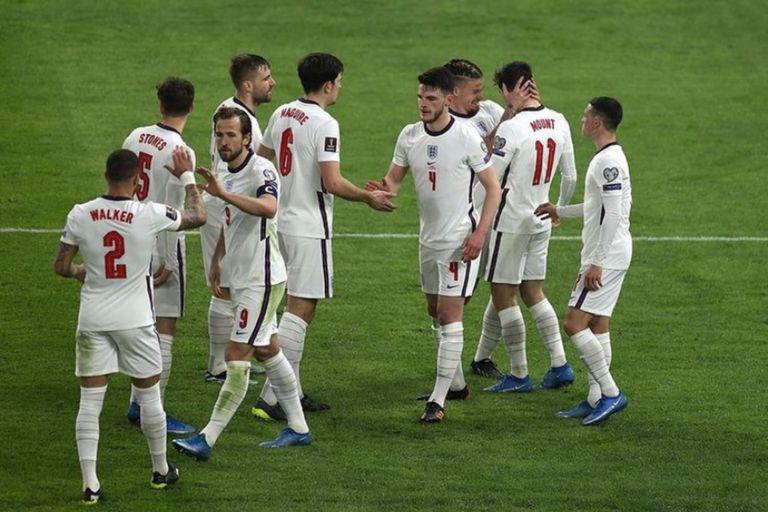 Inglaterra debe responder a las expectativas / FOTO: England