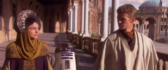 Una escena de STAR WARS se rodó en Sevilla | Foto: tripadvisor.com
