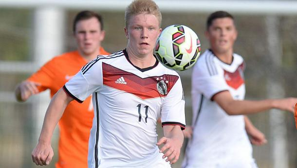 Ochs' pace and precision will be key at the finals. | Image credit: DFB.de