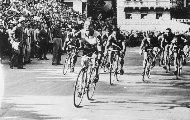 Poblet fue uno de los ciclistas más rápidos y existosos de su época | Fuente: Marca