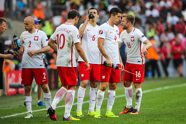 It was another confident performance from the Poles. | Image credit: Foto Olimpik/NurPhoto via Getty Images