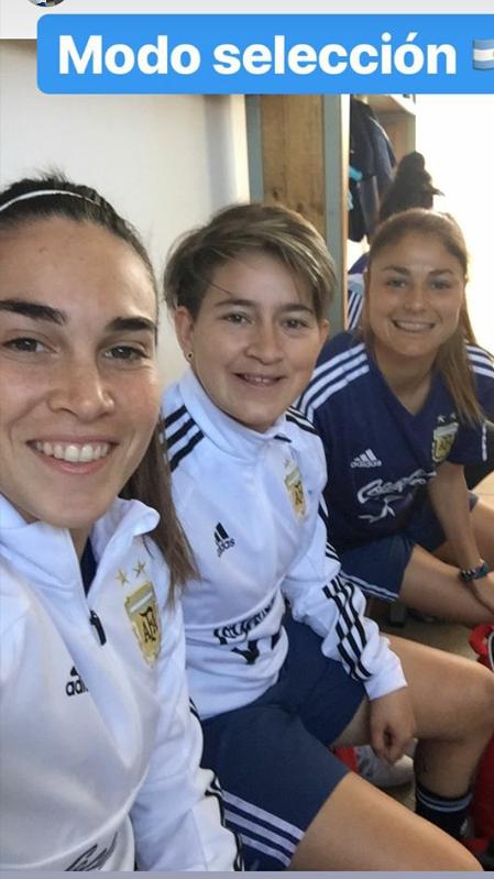 Agustina Barroso , Yamila Rodríguez y Vanesa Santana | Fuente: Instagram personal de Rodríguez