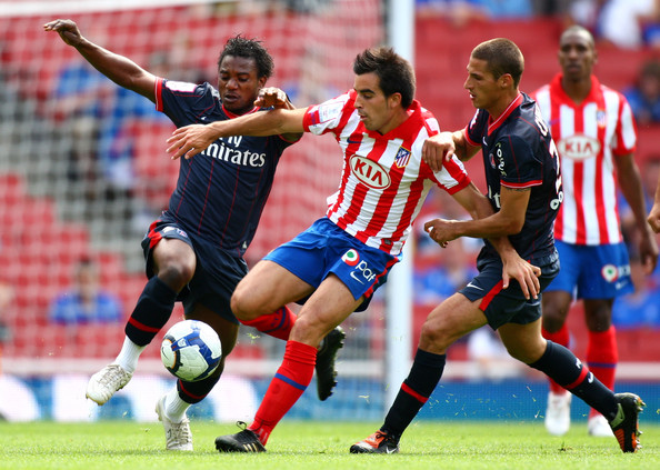 Jurado made 88 appearances for Atletico Madrid during 2006-10 (Photo: Getty Images)