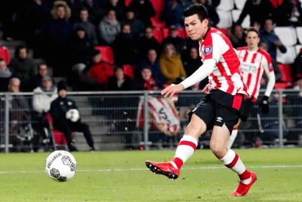 Hirving Lozano (PSV Eindhoven) | Foto: Getty