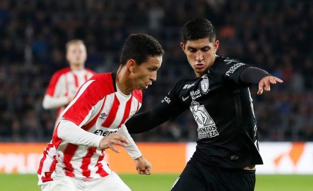 PSV vs Pachuca | Foto: PSV website