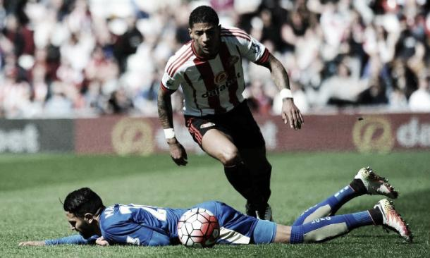 Van Aanholt has been in superb form for Sunderland this season. | Image source: Getty Images
