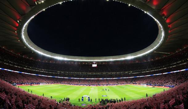 Wanda Metropolitano | Foto: Atlético de Madrid.