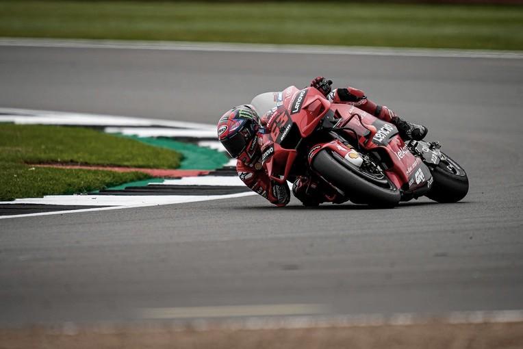 Pecco Bagnaia /Fuente: Ducati