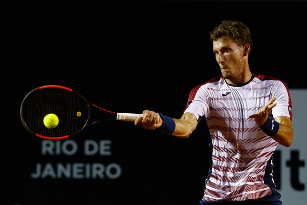 Pablo Carreno Busta reached the final in Rio, grabbing some confidence-boosting victories along the way | Photo: Buda Mendes/Getty Images South America