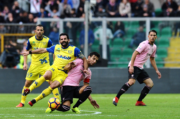 Palermo-Chievo 0-2, mediagol.it