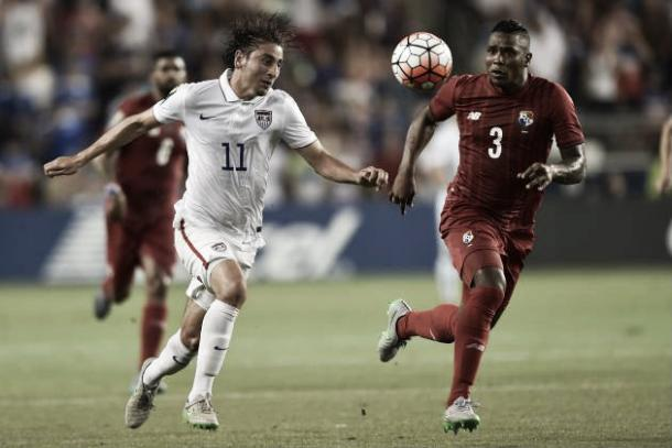 Panama will looking to provide a tough test to the USA. Photo: Getty