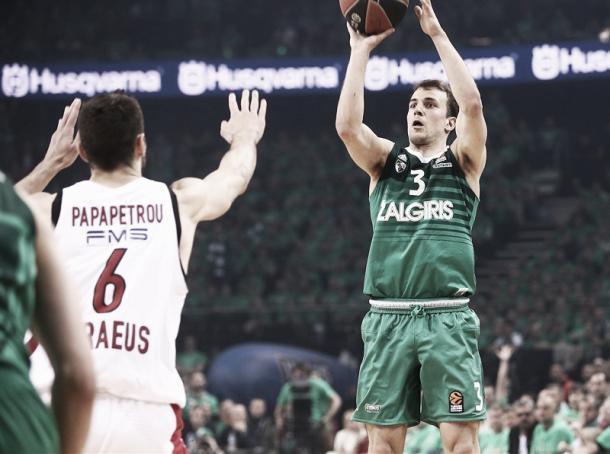 Pangos será uno de los protagonistas del duelo/ Foto: Euroleague.net