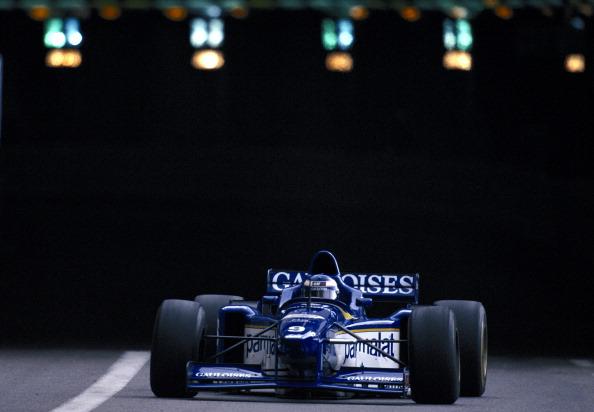 Olivier Panis foi o último francês a vencer na F1, em Mônaco/1996 (Foto: Pascal Rondeau/Getty Images)