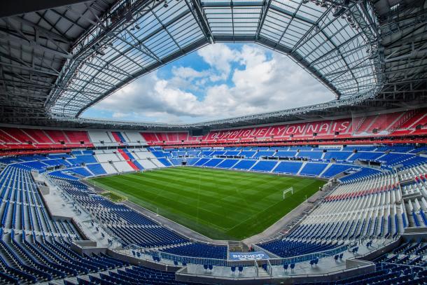 Parc Olympique Lyonnais | Foto: uefa.com