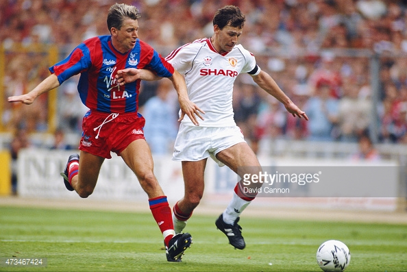 Pardew was a player the last time Palace reached am FA Cup final, and claims manager Coppell used to take them on breaks away to prepare | photo: Getty images/David Cannon