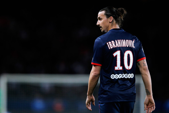 Ibrahimovic won Ligue 1 with PSG last season (Photo: Getty Images)