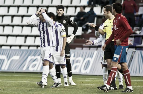 Imagen del Real Valladolid - CD Numancia, temp. 10/11 | Foto: Real Valladolid