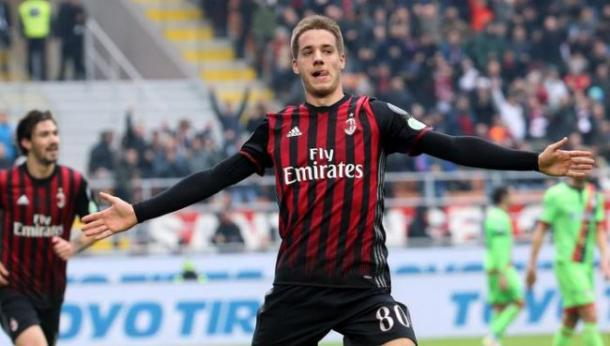 Mario Pasalic, primo gol con il Milan, stadiosport.it