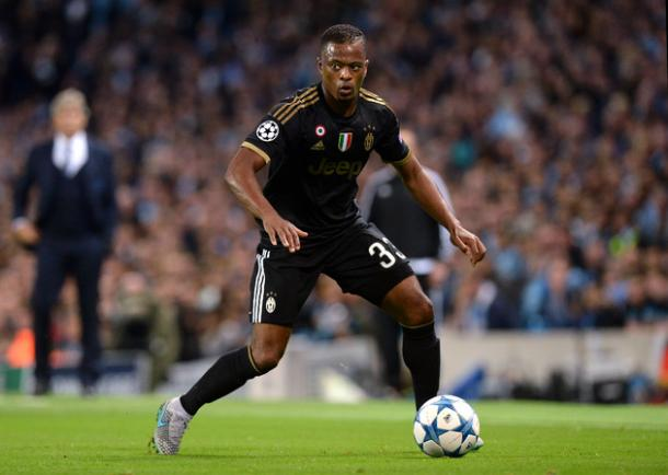 Evra in Champions League, thejournal.ie