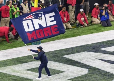 Everyone is picking the New England Patriots to win the AFC East | Source: Leslie Plaza Johnson - Icon Sportswire via Getty Images