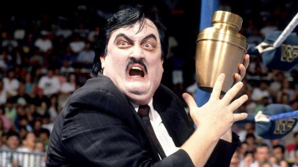 La carrera de Undertaker no se podría explicar sin Paul Bearer. Foto: WWE.com