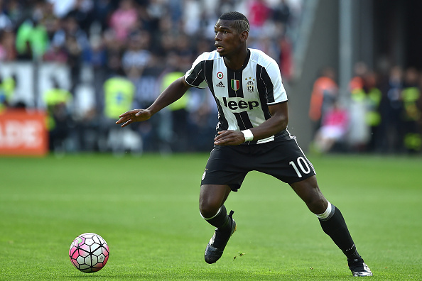 Pogba featured 49 times for Juventus during the 2015/15 season | Photo: Getty Images via Valerio Pennicino