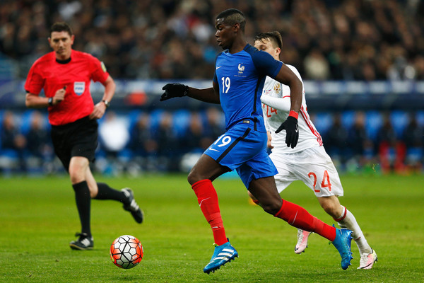 Pogba has been excellent for France so far at Euro 2016 | Photo: Getty