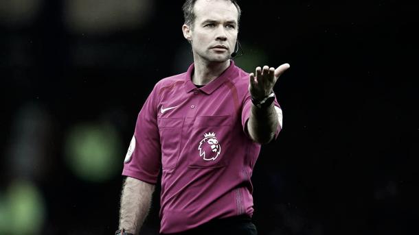 Paul Tierney será el árbitro del partido./ Foto: Premier League