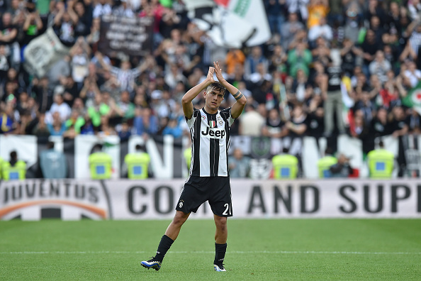 Dybala (Foto: Valerio Pennicino/Getty Images)