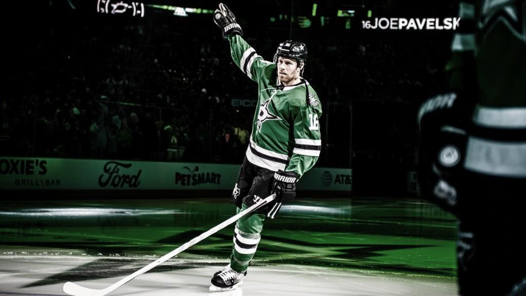 Joe Pavelski  NHL.com