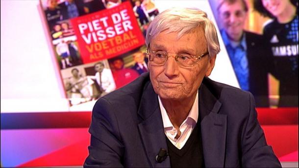De Visser on a Dutch TV show. | Image source: omroepbrabant.nl