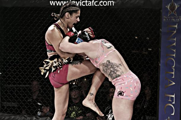 Foto:Invicta fighting champions