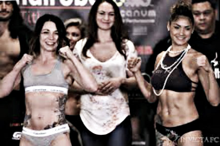 Foto: Invicta fighting Champions
