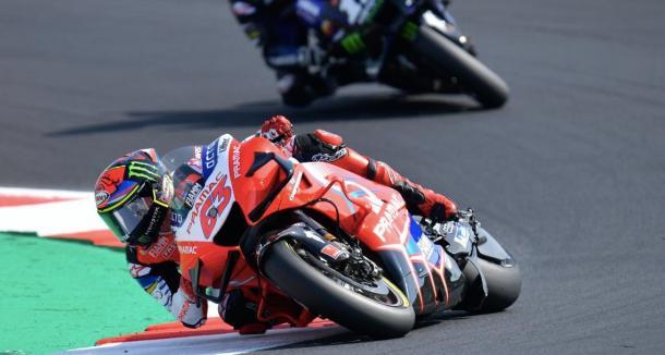 Francesco Bagnaia, Gran Premio TISSOT dell'Emilia Romagna e Riviera di Rimini.  | Foto: motogp.com