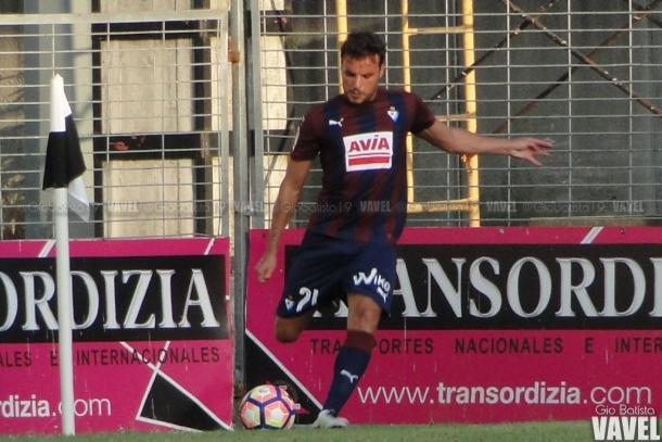 Pedro León, fichaje y goleador en el inicio liguero. Foto: Gio Batista-VAVEL-.