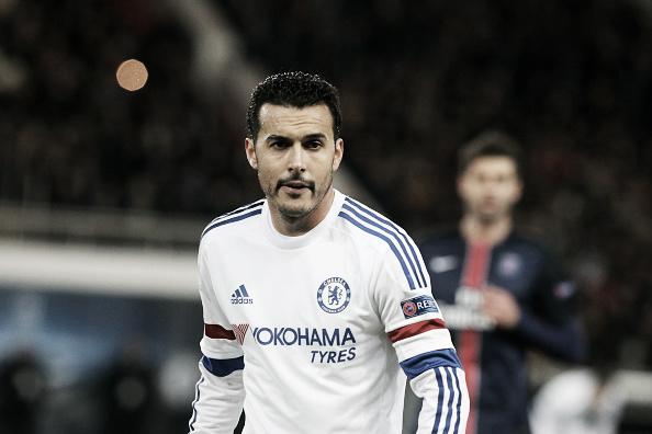 Pedro não vive uma grande temporada. Até o momento marcou 6 gols em 36 partidas (Foto: Getty Images)