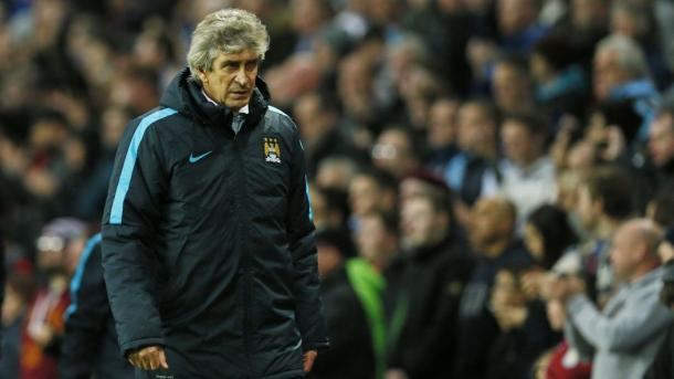Manuel Pellegrini, eurosport.co.uk