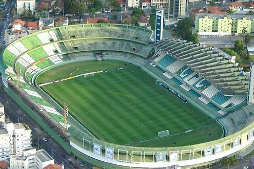 Estádio passou por reforma no gramado há duas semanas, mas não deve lotar (Foto: Divulgação)