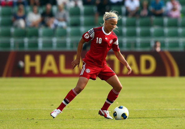 Pernille Harder is set to be a difference-maker for Denmark | Source: Martin Rose/Getty Images Europe