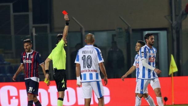 Crotone-Pescara 2-1, 90min.com