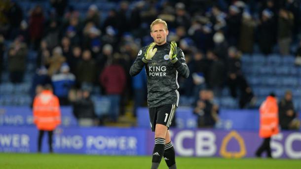 Peter Schmeichel, hijo de Kasper Schmeichel; otro jugador histórico del Leicester / Foto: Página oficial Leicester City