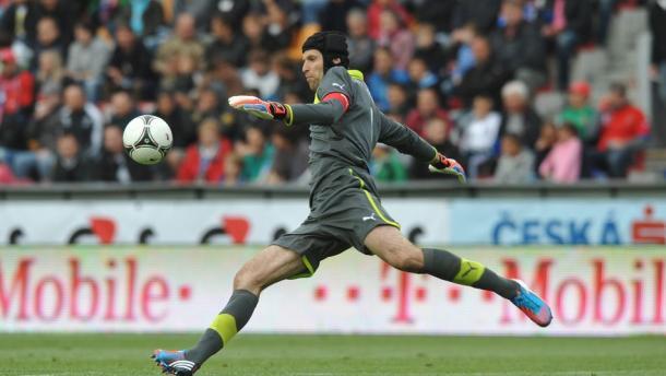 Petr Cech, estrella de Chequia. Imagen | Te Interesa