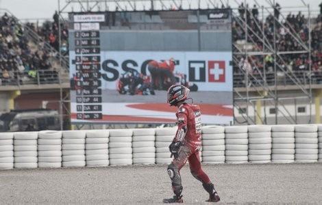 Danilo Petrucci, GP Comunitat Valenciana 2019 / Foto: Rocío Hellín - Vavel España