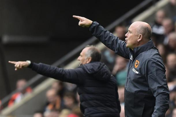 It was a game where Phelan's change paid dividends. | Image source: Premier League