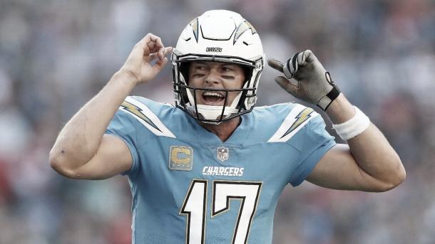 Philip Rivers sueña con llevar a la franquicia al Super Bowl LIV (Imagen: Chargers.com)