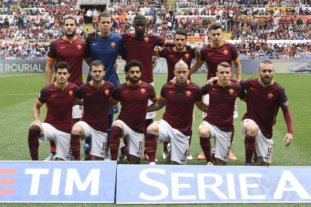 Le 11 de la Roma aligné par Spaletti contre le Chievo Vérone (Source: asroma.com)