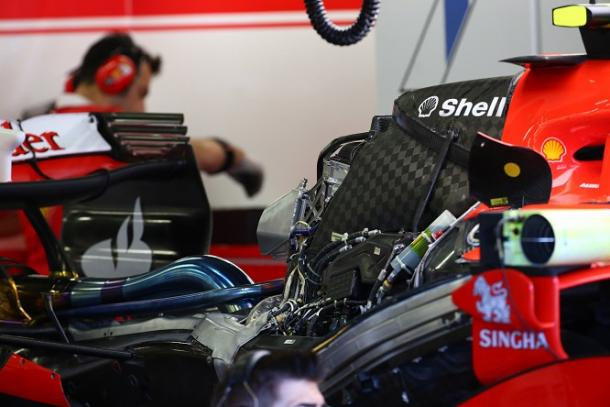 F1 2017, GP Austria, Sebastian Vettel: