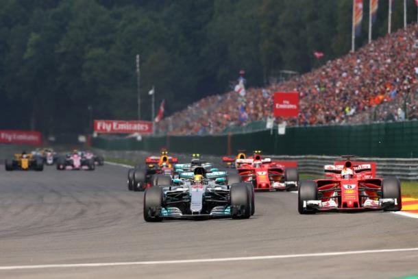 F1: Vettel, voglio Mondiale con Ferrari