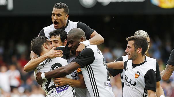 Marcelino ha conseguido que el equipo sea una piña | Fotografía: VCF