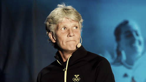 Sundhage will try to take Sweden to unprecedented Olympic medal. (Photo: Getty Images)